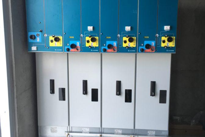 Installation batterie de compensation